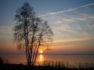 Sonnenaufgang am Steinhuder Meer